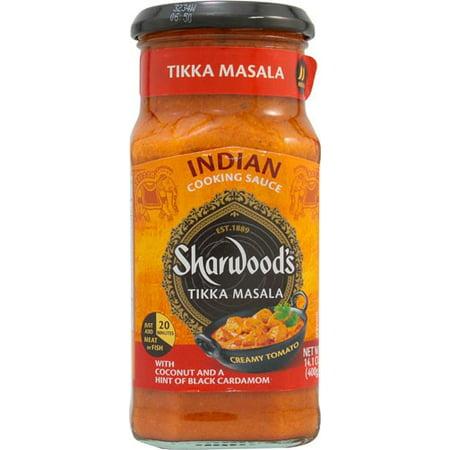 Sharwood's Indian Cooking Sauce Tikka Masala 400g