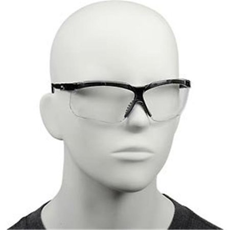 HONEYWELL UVEX Safety Glasses,Clear S3200HS (Best Looking Safety Glasses)