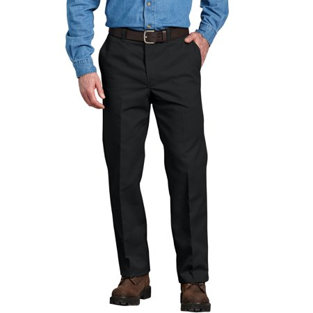 Genuine Dickies Men's Regular Fit Flat Front Pant (Dockers Mens Alpha On The Go Pant)