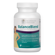 Balance Blend Menopause Support Supplement and Hot Flash Relief with Black Cohosh