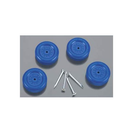 Official BSA Wheel & Axle Set Blue Multi-Colored ()
