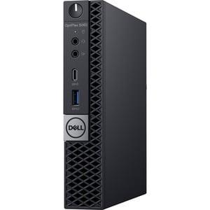 Dell 47JX7 OptiPlex 5060 Micro Desktop i5-8500T 4GB 500GB HDD Windows 10 Pro