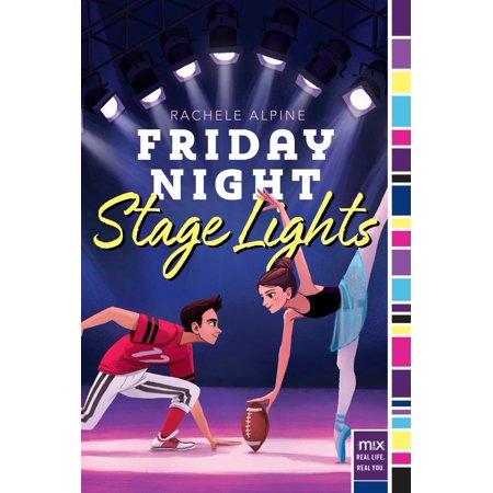 Friday Night Is Music Night Halloween (Friday Night Stage Lights -)