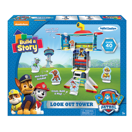 Paw Patrol Lookout Tower](Paw Patrol Puppy Names)
