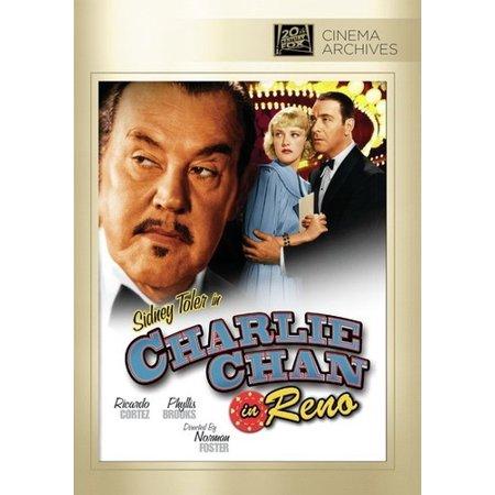 Charlie Chan in Reno (DVD)](Dangle Reno)