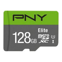 PNY Elite Class 10 U1 microSD Flash Memory Card
