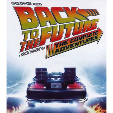 Back to the Future: The Complete Adventures (DVD)