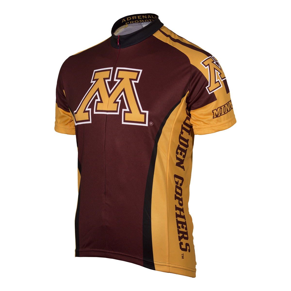 Adrenaline Promotions University of Minnesota Golden Gopher Cycling Jersey