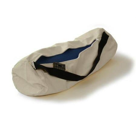Yoga Mat Bag Cotton - Natural