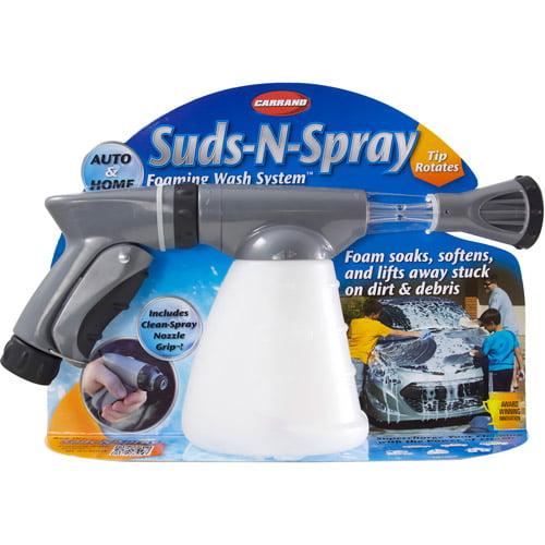 Carrand Suds-N-Spray Foaming Wash System