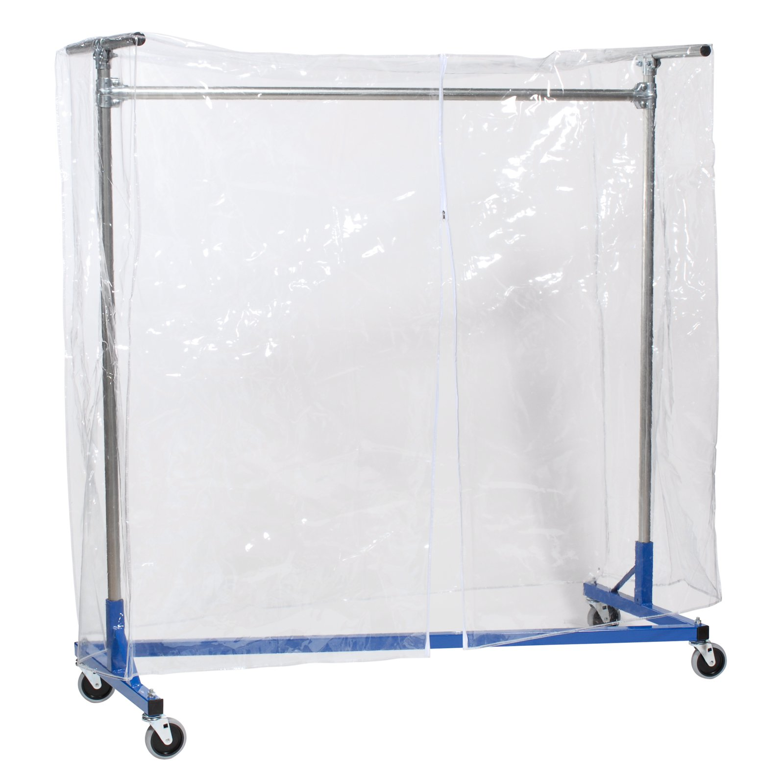 Garment Rack Cover-72 Inches Tall by Quality Fabricators