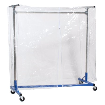Garment Rack Cover 72 Inches Tall