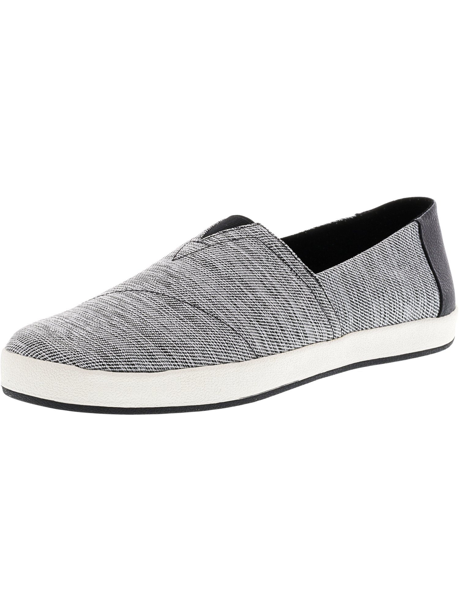 f8709b05b52 TOMS - Toms Men s Avalon Space-Dye Forged Iron Grey Ankle-High ...