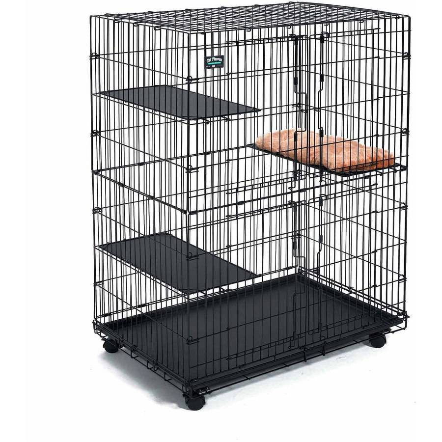 Midwest Collapsible Cat Playpen