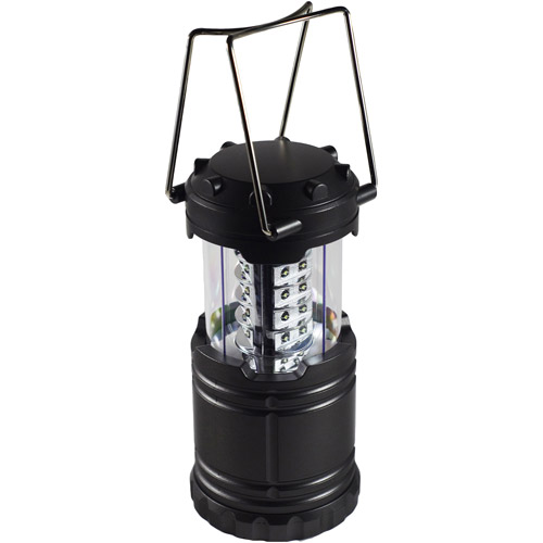 GoGreen Power COB LED Pop-Up Lantern, Gray