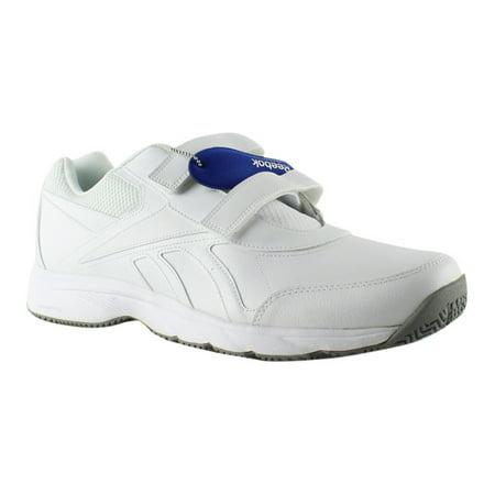 Reebok Mens Work N Cushion KC 2.0 White/Flat Grey Running, Cross Training Athletic Shoes Size 15 New