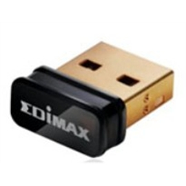 Edimax Network EW-7811UN Wi-Fi N 150M 2.0 Mini Nano Wi-Fi Adapter - NEW