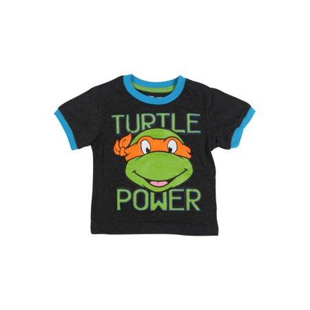 d3931fd68d9 Teenage Mutant Ninja Turtles Toddler Boys  Turtles Tee Shirt