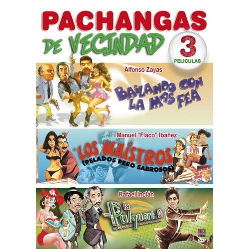 Pachangas De Vecindad (3 Peliculas) (Spanish)