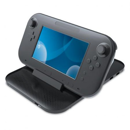 Wii U Concert Dock Pro W Speaker Bk