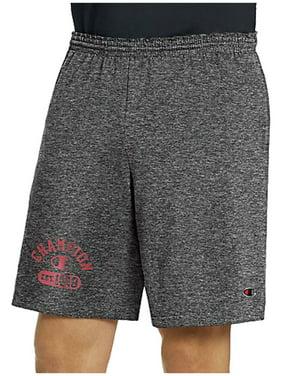 Product Image Champion Men s Authentic Cotton Graphic Shorts (Black, ... 559eb51098e0