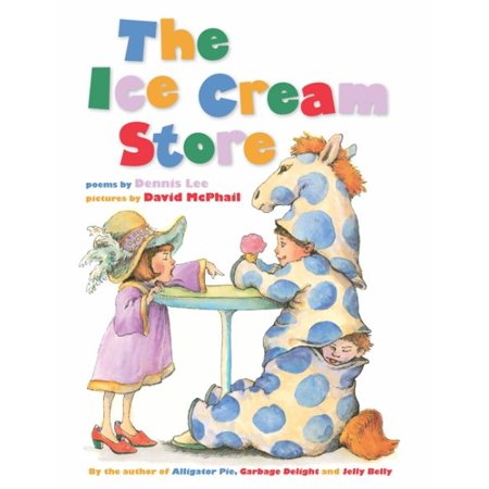 The Ice Cream Store: Poems (Stores At Lee Outlets)