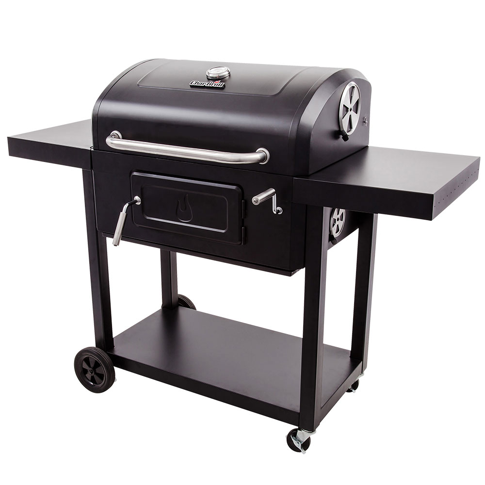 Char Broil Performance 780 Square Inch Outdoor Stainless Steel Charcoal Grill