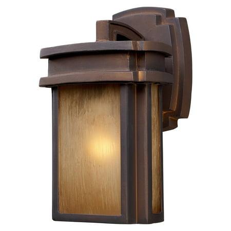 ELK Lighting Sedona 42146/1 1-Light Outdoor Wall -