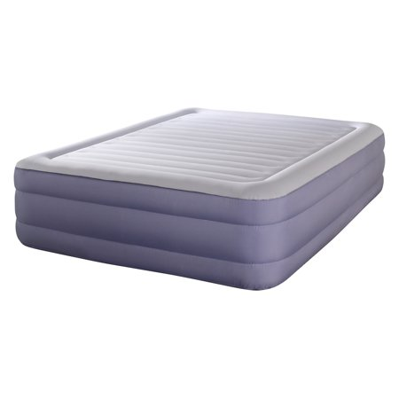 Simmons Beautyrest Fusion Aire 18 inch Queen Size Air Bed With Built In Pump