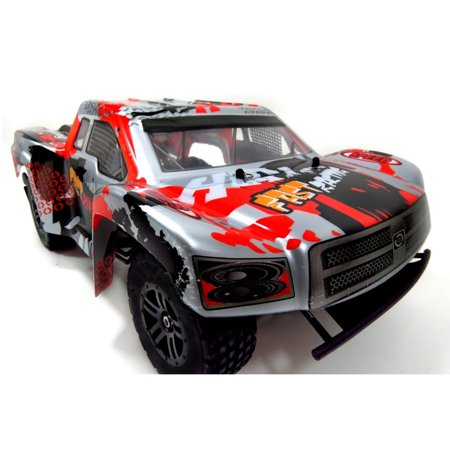 WL222 2.4G 1:12 Scale RC Buggy Truck Cross Country Racing Car High Speed Radio Control RTR - Silver RC Car R/C Car Radio Controlled Car