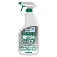 Simple Green Crystal Industrial Cleaner/Degreaser, 22 Oz, 12/pack