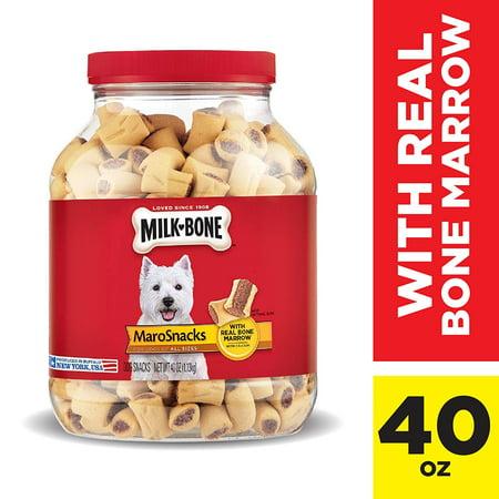 Halloween Bones Made With Pretzels (Milk-Bone MaroSnacks Dog Snacks, Small,)