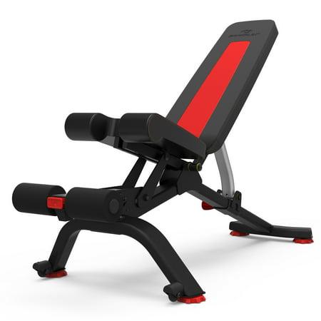 Bowflex 5.1S Stowable 6 Position Adjustable Bench
