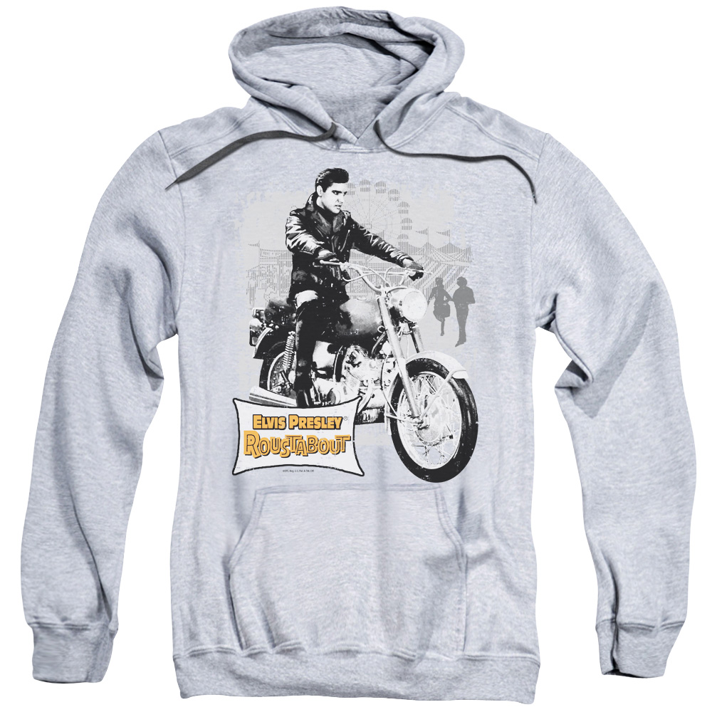Elvis Presley Roustabout Poster Adult Tank Top T-shirt