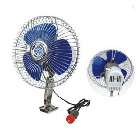 12v Oscillating Car Fan, 6