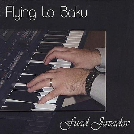 Flying To Baku