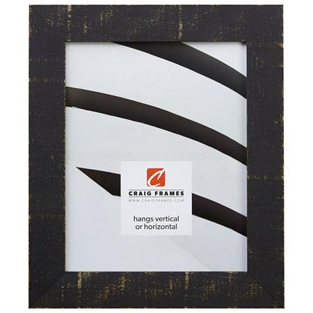 Craig Frames Lancashire, 10 x 12 Inch Rustic Hardwood Picture Frame, (Hardwood Rustic Frame)