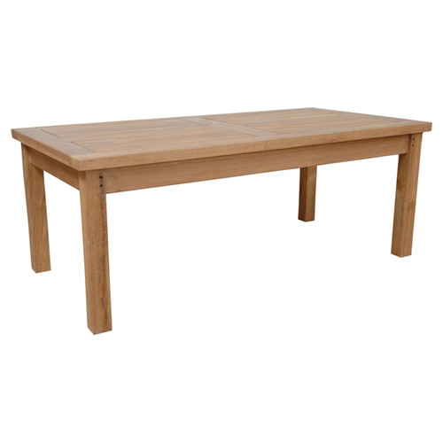 Anderson Teak SouthBay Rectangular Coffee Table by Anderson Collection