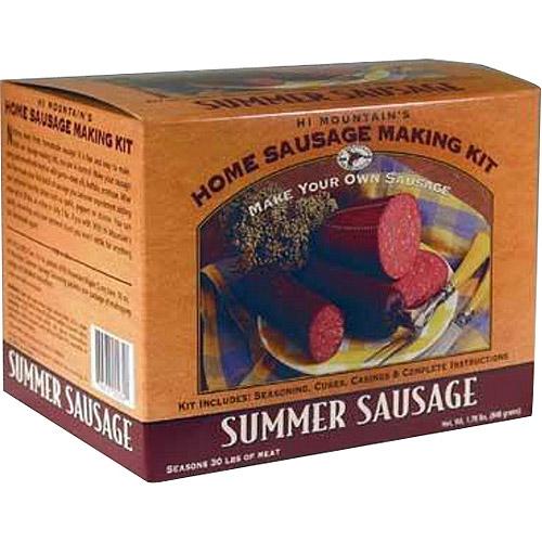 High Mountain Seasonings Summer Sausage Seasoning Kit