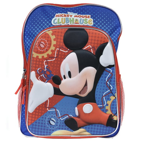 09c8047e1ef Disney Mickey Mouse Clubhouse Kids 3D Backpack - 16
