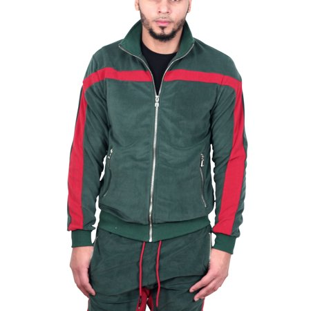 Jordan Craig Luciano Velour Track Jacket (Jordan Retro 3 Jacket)
