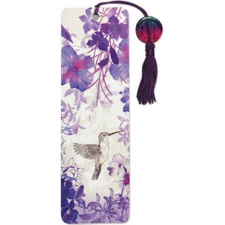Hummingbird Beaded Bookmark -