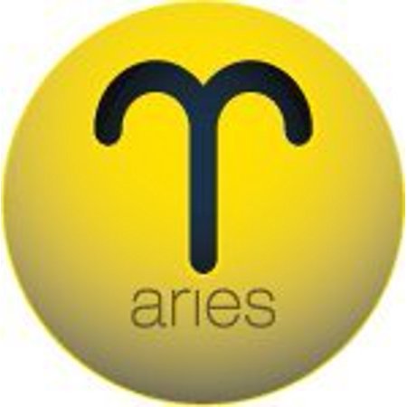 - Happy Balls Aries Sign Antenna Topper