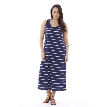6b892d79f963 Just Love - Plus Size Summer Dresses   Maxi Dress - Walmart.com