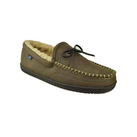 George Men's Tie Loafer Slipper