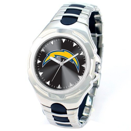 Game Time NFL Men's San Diego Chargers Victory Series Watch