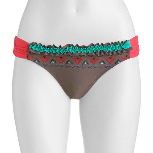 OP Juniors Fashion Lace Bikini Bottoms
