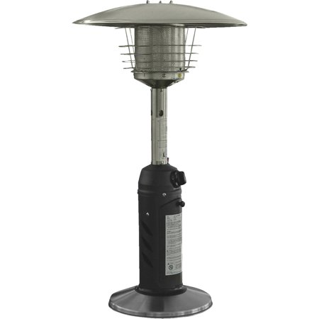 AZ Patio Heaters Table Top Propane Heater HLDS032-MBSS ()