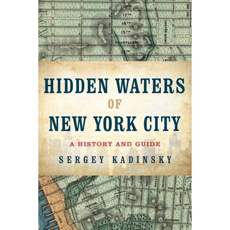 Hidden Waters of New York City : A History and Guide to 101 Forgotten Lakes, Ponds, Creeks, and Streams in the Five (Creek Pond)