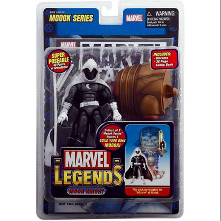 Marvel Series 15 M.O.D.O.K. Moon Knight Action Figure